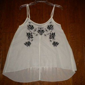Wet Seal Women Size Small Tank Top/Tunic